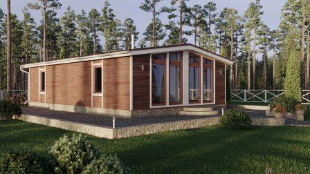 Модульний будинок