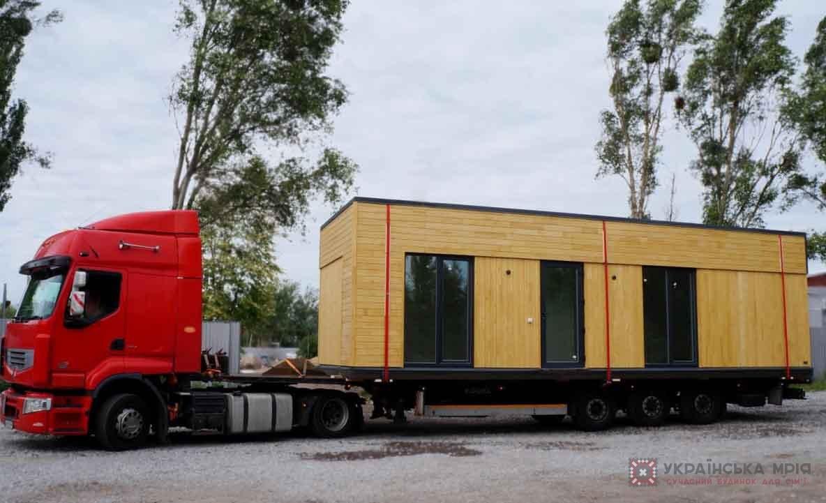 Модульный дом М35 фото2